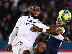 Man Utd prepared to pay 72 million for Moussa Dembélé. AFP
