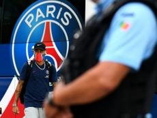 C1: contre la surprise Bergame, Paris a rendez-vous avec son histoire. AFP