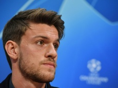 Lazio want to sign Daniele Rugani. AFP