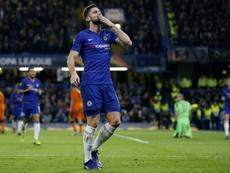 Le prix fixé par Chelsea pour laisser filer Giroud à l'Inter. GOAL