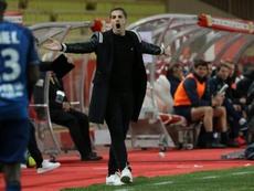 Robert Moreno le tiene echado el ojo a un prometedor talento del fútbol neerlandés. AFP/Archivo