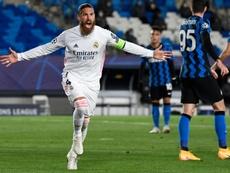 O capitão quer continuar no Real Madrid. AFP