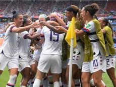 Gli USA conquistano il quarto Mondiale della storia. AFP