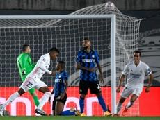 El Real Madrid destinará lo recaudado a su Fundación. AFP/Archivo