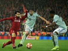 El Bayern dejará marchar a Javi Martínez. AFP