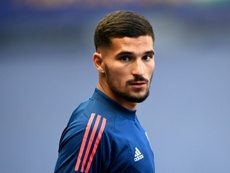 Aouar d'accord avec Arsenal. afp