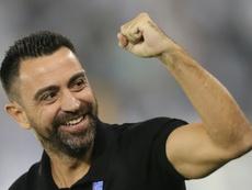 Xavi revient sur la Coupe du monde. AFP