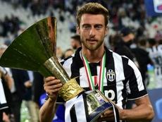 Marchisio se marchó de la Juventus a sus 32 años. AFP