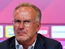 El Bayern presumió del acuerdo por Coutinho. AFP