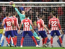 Atletico set to furlough staff as players' salaries reduced by 70%. AFP