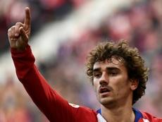 'MD': Griezmann quiere jugar en el Barça. AFP