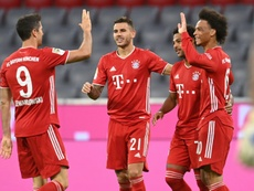 Ce que l'on peut attendre de la seconde journée de Bundesliga. AFP
