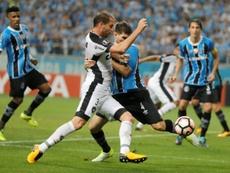 Joel Carli chegou em 2015 ao Botafogo. AFP