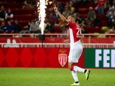 El Mónaco logró otra goleada en casa. AFP