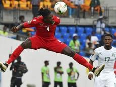 Emmanuel Adebayor podría continuar su carrera en Irán. AFPdavio