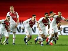 Estrasburgo y Girondins disputarán la otra semifinal. AFP