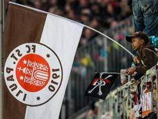 El St. Pauli ganó por la mínima al Nürnberg. AFP/Archivo