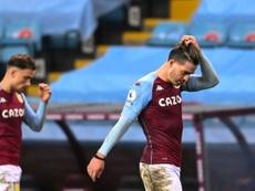 Brighton venceu o Aston Villa por 2 a 1. AFP