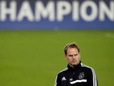 Netherlands have a new manager. AFP