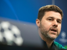 Pochettino no quiere excesos de confianza ante el Borussia. AFP