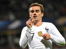 French news outlet see Griezmann as the favourite for the gong. AFP
