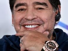 Maradona volvió a cargar contra la Selección Argentina. AFP