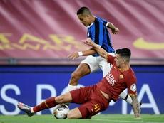 Sanchez può restare all'Inter. AFP