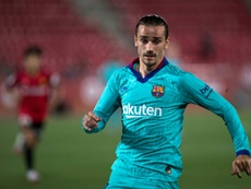 RAI': Barça want to send Griezmann to Juve. AFP