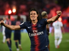 Cavani dismissed suggestions that playing in Ligue 1 negatively affects PSG in Europe. AFP