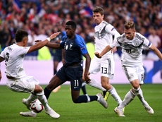 Ousmane Dembélé de retour dans le viseur de Manchester United ? AFP
