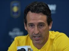 Emery lauds PSG after triumph. AFP