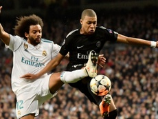 Pas moins de 13 joueurs pourraient manquer PSG-Real. AFP