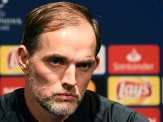 Tuchel thinks Benzema does not get the credit he deserves. EFE