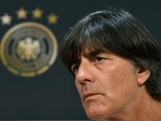 Le sélectionneur de l'Allemagne Joachim Löw. AFP