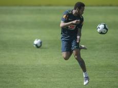 Neymar participará en la gira del PSG. AFP