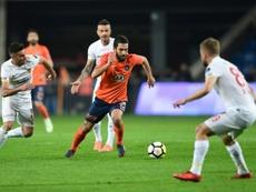 Turan will move to Galatasaray. AFP