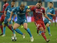Ancelotti y un reencuentro: tantea a un Ivanovic... ¡con 36 años! AFP