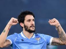 Luis Alberto renueva con la Lazio hasta 2025. AFP