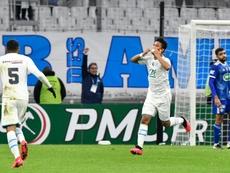 VIDÉO : le meilleur de Kamara à Marseille. AFP