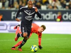 Jimmy Briand a marqué 100 buts en Ligue 1. AFP