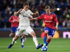 Marcos Llorente is wanted in the Premier League. AFP