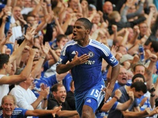Ex-Chelsea winger Malouda joins Luxembourg club. AFP