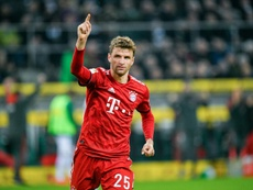Rummenigge veut voir Thomas Muller à l'Euro. AFP