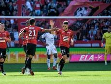 Les compos probables du match de Ligue 1 entre Bordeaux et Rennes. AFP