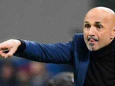 El técnico italiano podría haber tenido contactos con el club 'viola'. AFP