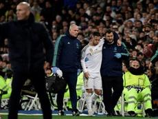 Eden Hazard devra attendre encore un peu. AFP