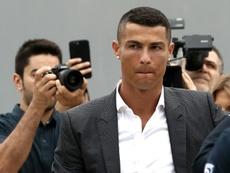 Cristiano, dispuesto a ganarlo todo con la Juventus. AFP