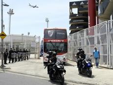 River Plate arrancará su recorrido en el Monumental. AFP