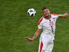 Milinkovic Savic a beaucoup de prétendants. AFP