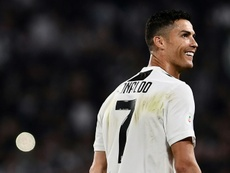 Juventus Cristiano Ronaldo . AFP